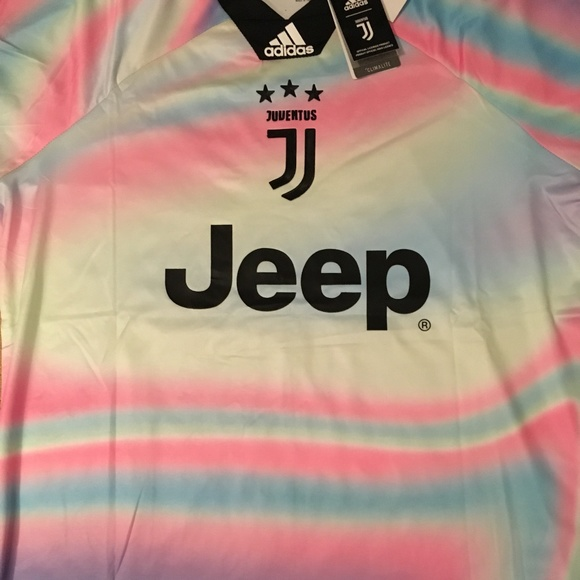sale retailer f7679 2923c New 2019 Juventus EA Sports Jersey w/ Tags: Dybala NWT